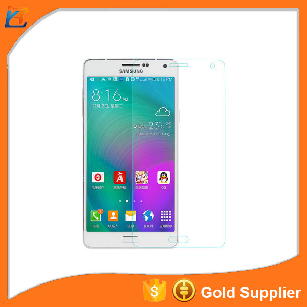 High clear anti oil smart touch for samsung galaxy young s3610/win i8552 screen protector