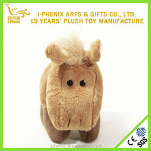 2014 New Product Cute Horse Plush Child Toy Animal