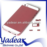 China alibaba wholesale back cover hard cases for apple iphone 5s