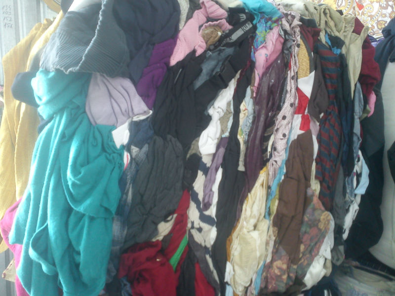 SECONDHAND CLOTHES