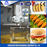 Automatic meat patty machine/meat steak machine with good performance