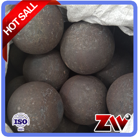 forged grinding media ball for ball mill