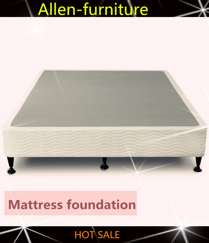 King Mattress Foundation Lucid Foldable Metal Platform