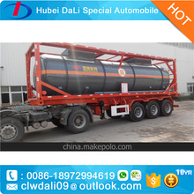 40 ft ISO Container oil tank, Container fuel tank,Container oil tanker container