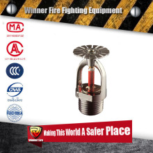 Fire Safety Water Sprinkler System fast response Automatic Sprinkler
