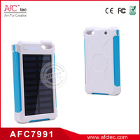 telephone solar charger with 8000mah Li-polymer battery