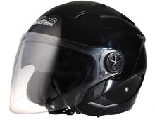 Safety Protection Open face helmet DP-603 Double Visor,Sun Visor open face helmet with good quality