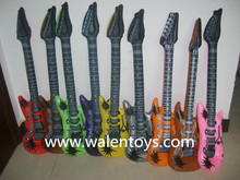 "pvc inflatable guitar,guitar themed gifts,Inflatable Air Guitar, 42"" Blow Up Rock & Roll Party"