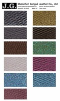 Glitter PU artificial leather Glitter paper for boxes, cases and etc