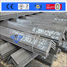 Carbon Black Steel Angle Iron