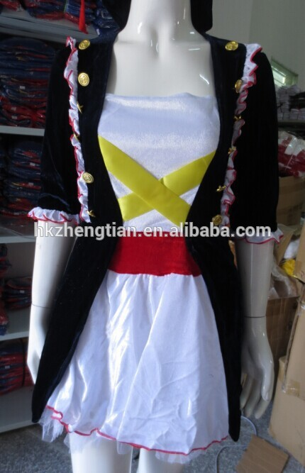 Oktoberfest beer maid costume girl waitress outfit made in china