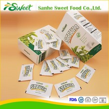 Chinese Herbal Sweetener Natural Stevia Packets
