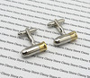 Ammo Bullet Novelty Cufflinks