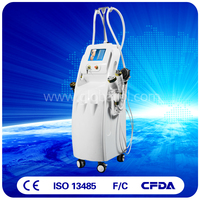 cavitation fat removal roller vacuum massager slimming machine for salon