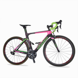 2017 new design lightweight complete carbon road racing bike for sale