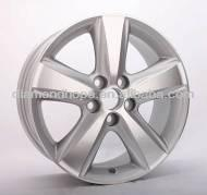 ZW-H576 White alloy Wheel rim 5 spoke 17 inch