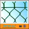 hot dipped&electric galvanized chain link fence, chain link wire mesh manufacture&supplier (ISO9001)