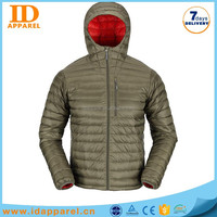 winter ultra thin foldable down jacket cheap , custom down jacket wholesale
