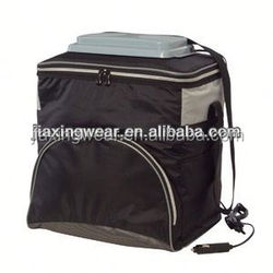 Fashion round bottle cooler bag for shopping and promotiom