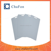 Support EM4305 Chip PVC/PET Material 125khz Writable RFID Card Can Print Logo/Serial Number/Barcode