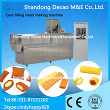 Wheat Flour and Starch Inflating puffed snacks machine