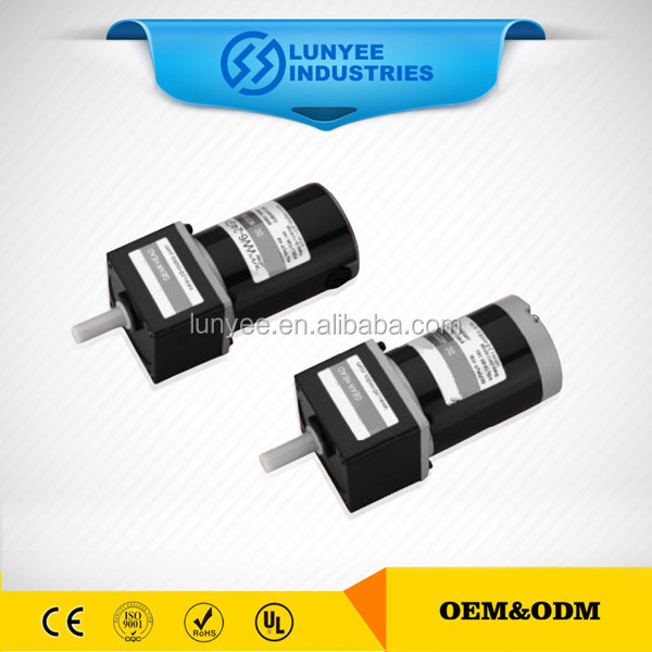 Waterproof 24v brushed dc electric motor for electric for Waterproof dc motor 12v