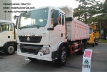 Sinotruck Price T5G 340 HP Used MAN Diesel Trucks for Sale