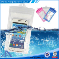5.5 inch waterproof mobile phone case