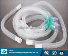 ISO13485 Approval Water Traps Medical Breathing Circuit