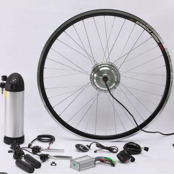 Brushless hub motor 36v 500w conversion kit for e bike for 500w hub motor kit