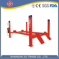 Hot sellingTLT440 four post lift ,Easy operation car parking lift