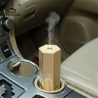 GX Diffuser incense burner fountain for car