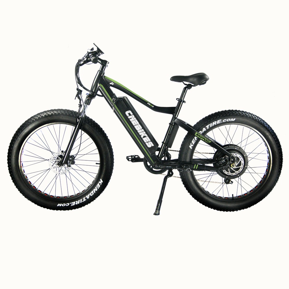 High Power Mountainbike 500 Watt/1000 Watt 26 Zoll Fett Ebike ...