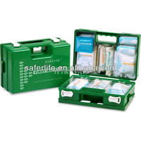 SL-060 Wholesale survival earthquake gear First Aid Kit with ABS material color design