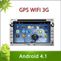 "7"" 2 din VW PASSAT B5 android 4.1 car DVD with Radio,GPS,Ipod,Bluetooth,SWC,Wifi,PIP,3D UI"