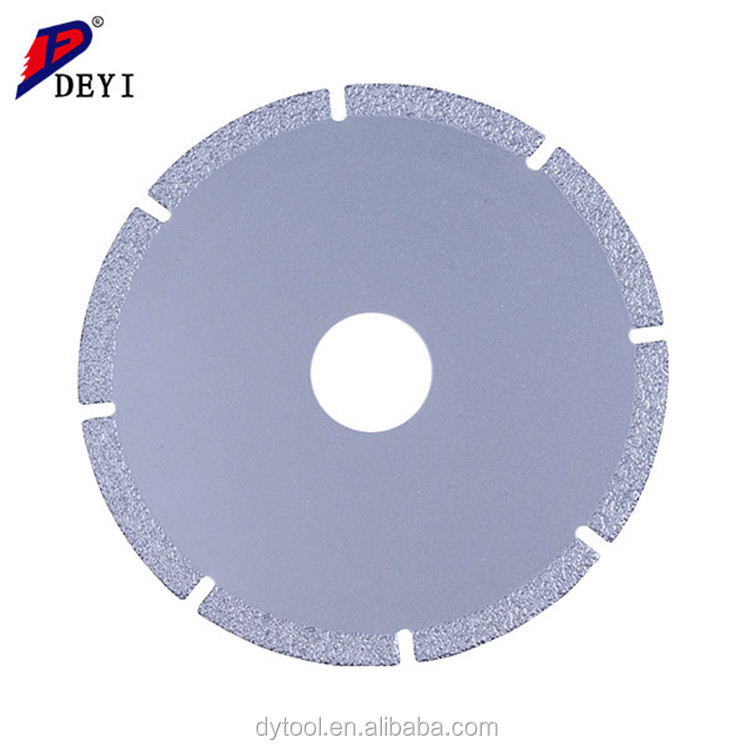 Bimetal saw blade sharpeners granite cutting saw blade 100mm 4''