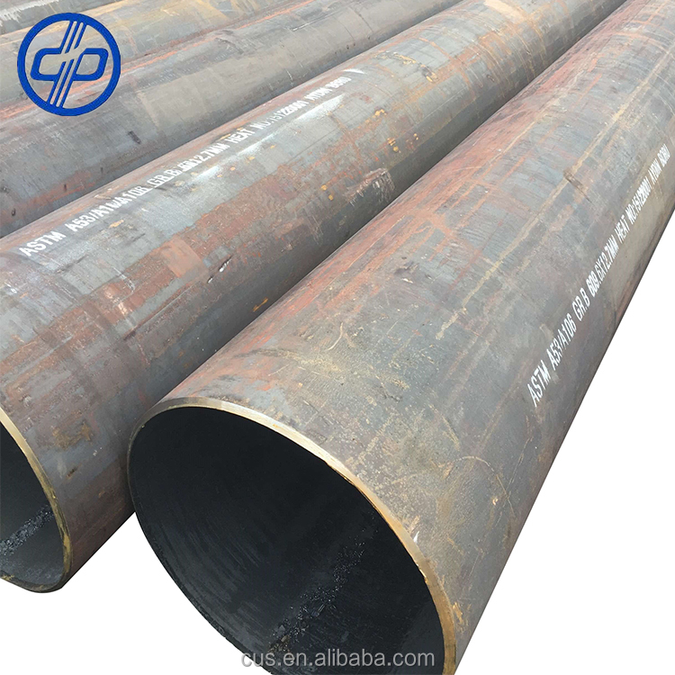 China Manufacturer Welded 23mm Seamless Steel Pipe Tube 666