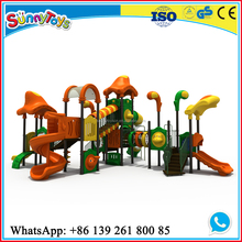 commercial used tunnel preschool playground for sale