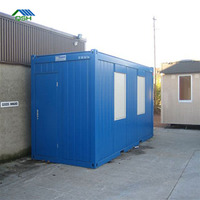 Customized Widely Used Standard Prefab Modular Mobile Container room