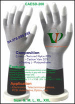 Working Safety Cut Resistant Gloves, Vinh Phap hand gloves