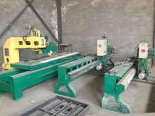 stone edge polishing grinding machine for sale, with multi shapes and for granite, travertine and etc stones