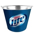 tin plate ice bucket,5QT metal ice bucket,galvanized ice bucket.ice beer tin bucket