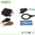 RFID smart key car alarm system with anti-hijacking function