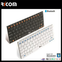 bluetooth keyboard case for samsung galaxy s4,2.4ghz bluetooth mini keyboard