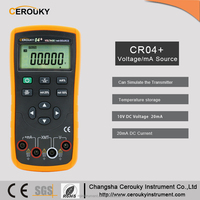tester voltage/mA sourse 4-20ma loop multifunction process calibrator