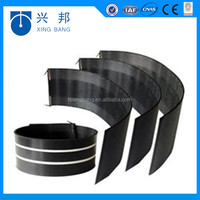 heat shrinkable tape for hot water pipelines underground anticorrosive