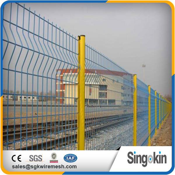 hot sale high quality welded cattle fence steel wire fence farm fence