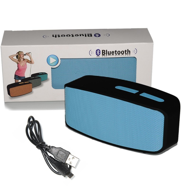 <strong>N10</strong> Portable Mini Speaker Bluetooth Speaker with Handsfree Support TF Card FM Radio For Mobile Phone