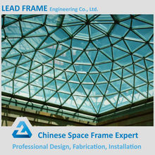 Excellent Supplier Steel Structure Skylight Dome Building