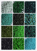 Chinese good plastic green color master batch for PE/PP/EVA